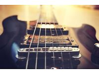 Professional Guitar Lessons - 1st Lesson FREE