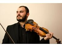 Experienced and enthusiastic Violin Teacher in Greenwich and South East London