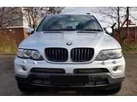 2005 [55] BMW X5 3.0D AUTO TV -SAT NAVIGATION-CRUISE-4 NEW TYRES-NEW BRAKES-SERVICED-PART EX WELCOME