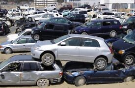 Cars and vans bought for cash damaged non runners spares or repairs salvage scrap mot failures
