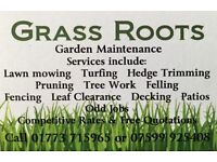 Grassroots gardening and landscaping