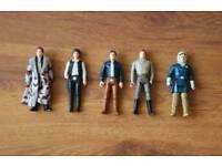 Han Solo Star Wars figures 1977-85
