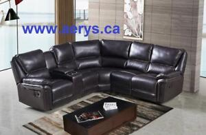 WHOLESALE FURNITURE WAREHOUSE LOWEST PRICE GUARANTEED WWW.AERYS.CA SECTIONAL SOFA STARTS FROM $549