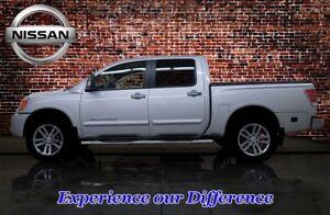 2012 Nissan Titan 4x4 Crew Cab SL
