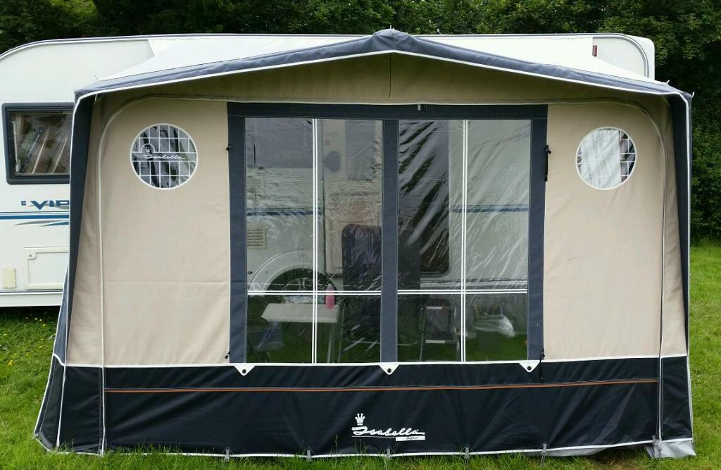 Isabella Magnum Moonlight Porch Awning In Fareham