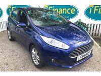 CAN'T GET CREDIT? CALL US! Ford Fiesta 1.5 TDCi Zetec, 2015, Manual - £200 DEPOSIT, £50 PER WEEK