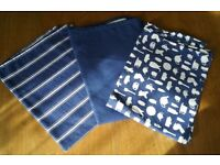 Set of 3 New Denby Tea Towels