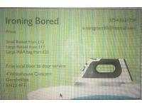 Ironing Bored!!