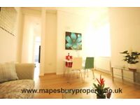 2 bedroom flat in NW2 on the first floor in Chichele Road with Private Resident Parking