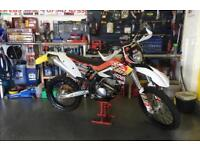 💥 another new arrival💥 ⭐️£3275⭐️ • 2009 (58) • ktm 250f excf