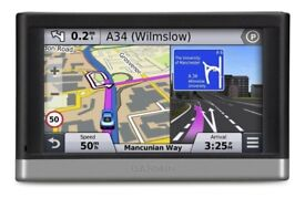 "5"" Garmin nüvi 2507 GPS Sat Nav - UK & Ireland + Iceland & Nordics - Scandinavia (no offers, please)"