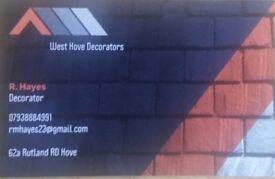 West Hove Decorators