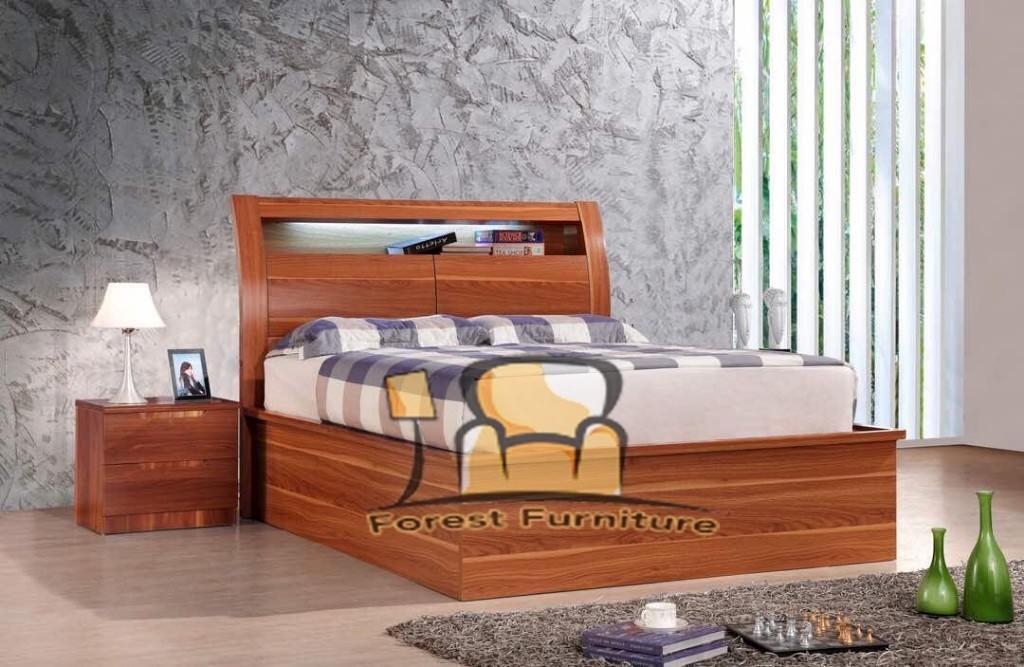 Furniture Popular Brand White Wooden Single Bed Frame Mattress Cheap Sales 50%