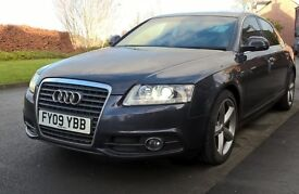 TOP OF THE RANGE LIMITED EDITION A6 S LINE
