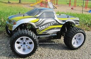 New RC Truck - Electric 1/10 Scale 4WD City of Toronto Toronto (GTA) image 5