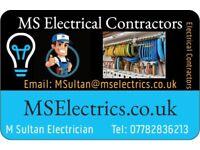 MS ELECTRICAL CONTRACTORS - Honest, Reliable & Friendly Electricians - No Job Too Big Or Small