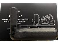Fujifilm Vertical Power Booster Grip for X-T2, Mint Condition
