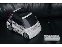 Moxie girl radio controlled car size 26(l) x 16(w) x 18(h) cm