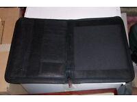 Note case/file folder