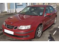 2005 Saab 9-3 1.9 TiD Vector Sport 4dr for sale in poor condition spares or repair