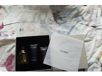 Dolce & gabbana pour homme gift set - new