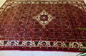 ANTIQUE PERSIAN HOSSEMABAD RUG IN EXCELLENT CONDITION 300 X 204 CMS
