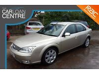 FORD MONDEO GHIA X TDCI 130 with Finance Available even if you have been recently declined