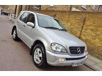 ## Bargain 2003 03 Mercedes ML270 CDi Auto Diesel ##