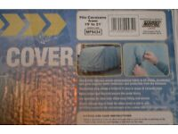 Maypole Caravan Cover- Grey - 19''-21'' Never been used .Still in the box