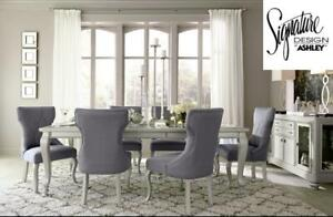 WHOLESALE FURNITURE WAREHOUSE !!! WWW.AERYS.CA dinette set from $229!416-743-7700 .We carry also Ashley Furniture!!