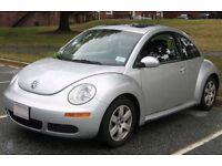 2003 Volkswagen Beetle 2.0 cc petrol mot until March very clean car
