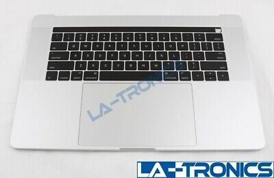 """Apple Macbook Pro A1707 2016-2017 15"""" Silver Top Case Assembly *READ*"""