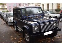 LAND ROVER DEFENDER, URGENTLY WANTED