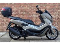Yamaha NMAX 125 (65 REG), 1 Owner! Excellent condition!