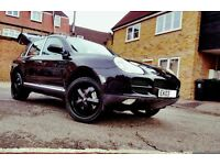ONE of a KIND*****Porsche Cayenne S