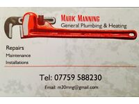 General Plumbing & Heating Great Yarmouth & Surrounding Areas.