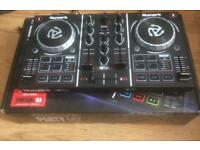 Numark PartyMix in Box with LED's - DJ Controller