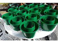 Garden growpots for growbags