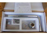 Burlington Low level Flush Pipe Kit T31