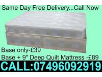 ****FREE DELIVERY**** Brand New Double Single KingSize Bed ...CALL NOW