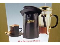 Milk Frother Cappuccino & Hot Drinks Morphy Richards Froths Milk In Seconds
