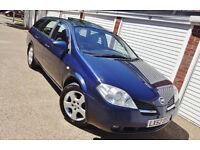 ** 2003 52 Nissan Primera 2.0 SE CVT Auto Estate LPG GAS **