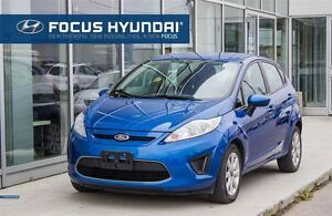 2011 Ford Fiesta SE - LOW KMS, HEATED SEATS
