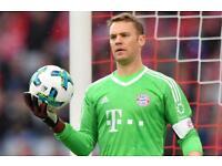 Urgent Goalkeeper needed for 6aside