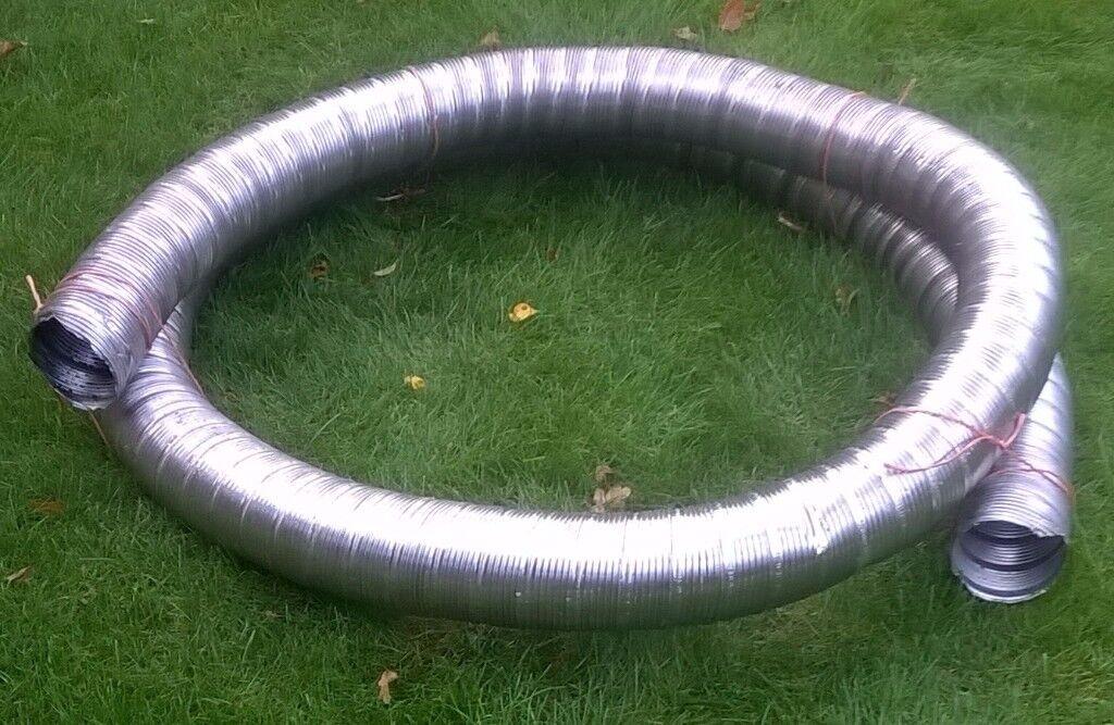 Stainless Steel Flue Liner
