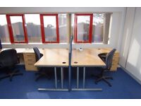 Offices for rent in Worthing - Furnished - From £130 per person p/m!
