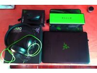 Razer Blade Late 2016 Model & All Razer Accessories - For Swap With Macbook Pro 15' 2017.
