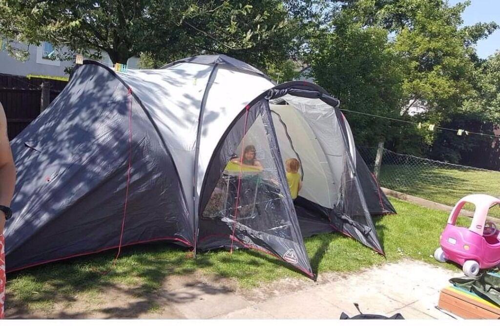 Eurohike Ullswater 6 man tent & Eurohike Ullswater 6 man tent | in St Andrews Fife | Gumtree