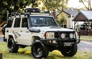 2014  Toyota Landcruiser Workmate Manual 4x4 LOTS OF EXTRAS