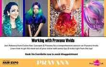Gold Coast Hair Expo - Pravana Education Southport Gold Coast City Preview